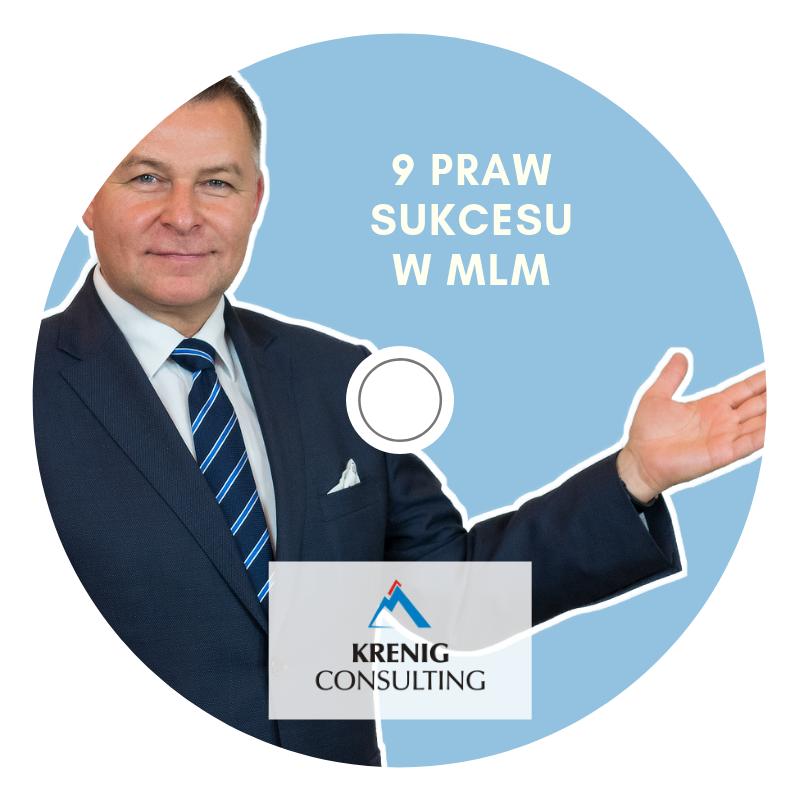 Read more about the article 9 Praw Sukcesu w Marketingu Sieciowym – webinar
