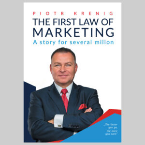 """The First Law of Marketing"" e-book"